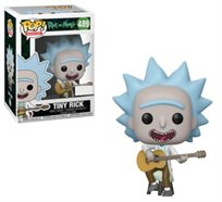 Funko Pop - Tiny Rick (Rick And Morty) 489  בובת פופ