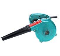 מפוח נושף ושואב חשמלי איכותי W550 לחשמליים נגרים ואלקטרוניים כולל שק איסוף שבבים KONISHI