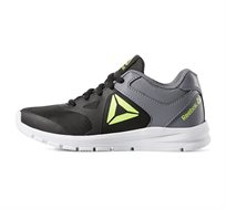 נעלי REEBOK RUSH RUNNER לפעוטות דגם DV4433 - אפור שחור