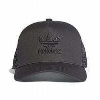 ADIDAS יוניסקס// AF TRUCKER TREFOIL CAP BLACK