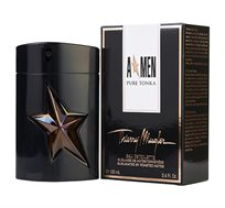 "בושם לגבר A Men Pure Tonka א.ד.ט 100 מ""ל Thierry Mugler במהדורה מוגבלת"