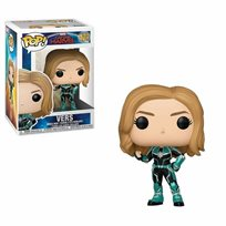 Funko Pop - Vers (Captain Marvel) 427  בובת פופ