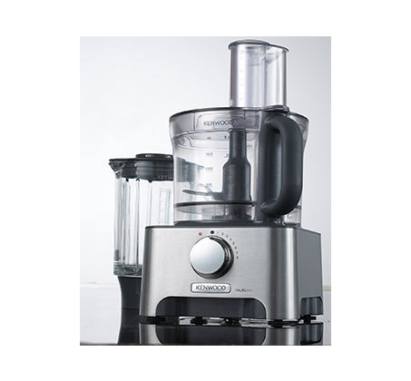 מעבד מזון +בלנדר KENWOOD מנוע חזק במיוחד 1000 ואט max locked motor דגם FDM-783BA - משלוח חינם - תמונה 2