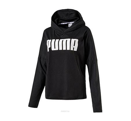 סווטשירט PUMA לאישה 85001501 - שחור