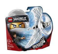 זאין - דרגון מאסטר - משחק לילדים LEGO