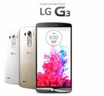 הכי מתקדם שיש! מכשיר LG G3 עם מעבד quad-core, זיכרון 32GB, מצלמה ראשית 13Mp ו-3GB זיכרון פנימי