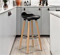כיסא בר יוקרתי ומעוצב HOMAX דגם יסמין