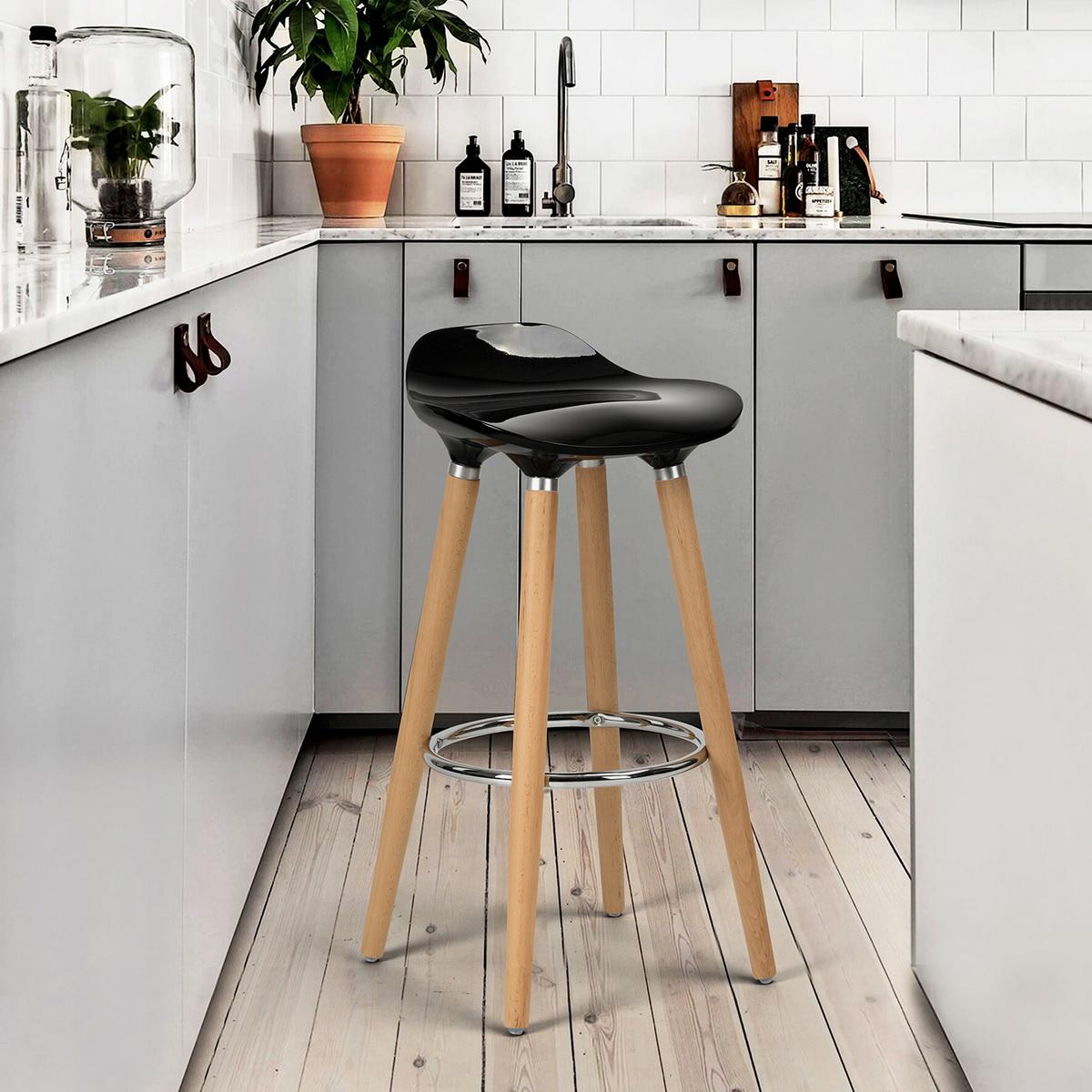 כיסא בר יוקרתי ומעוצב דגם יסמין