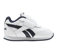 נעלי ספורט אופנתיות לילדים בסגנון רטרו REEBOK דגם CN4938 בצבע לבן נייבי