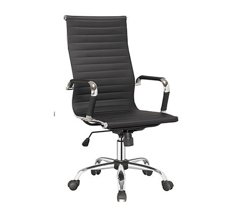 כסא משרדי דמוי עור דגם HI-TECH