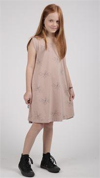 MAYAYA שמלת גופייה (2-14 שנים) ISO פודרה הדפס