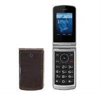 טלפון סלולרי קלאפה Online X45  צבע שחור מתאים למבוגרים דור שני
