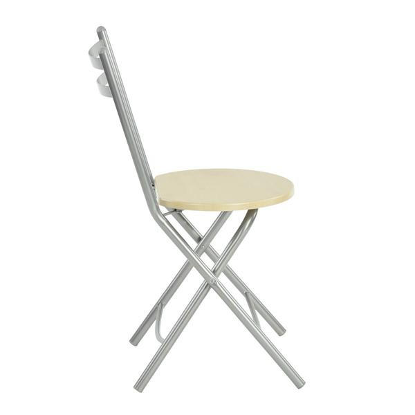 פינת אוכל הכוללת שולחן וארבע כיסאות דגם בריטני - למרפסת, לחצר או לפינת האוכל Homax - תמונה 3