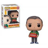 בובת פופ Funko Pop TV: Mr.Rogers (634) מר רוג׳רס