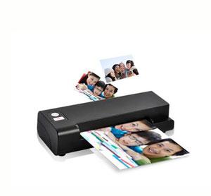 סורק המאפשר להמיר את התמונות הישנות לדיגטליות