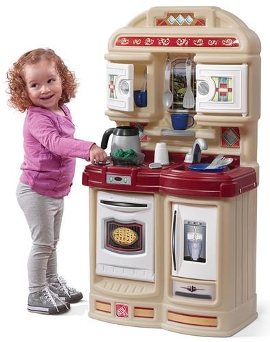 מטבח לילדים דגם קוזי עם 25 אביזרי משחק 8102