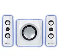 סט רמקולים 2.1 למחשב, TV או סמארטפון דגם MTX150