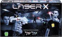 רובה לייזר - משחק לייזר (אינפרה אדום)  זוגי  Laser X