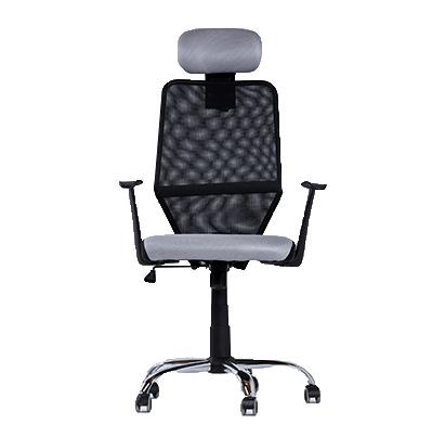 כסא מנהל אורתופדי בעל מבנה ארגונומי ומושב מרופד גבוה TAKE IT - תמונה 2