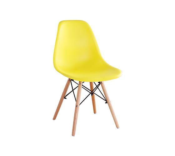כיסא בעיצוב מודרני וצעיר לפינת אוכל במגוון צבעים לבחירה  - תמונה 5