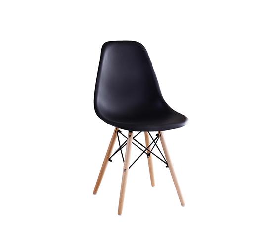 כיסא בעיצוב מודרני וצעיר לפינת אוכל במגוון צבעים לבחירה  - תמונה 3