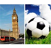 טוטנהאם - אברטון! כרטיס למשחק הכדורגל כולל טיסות אל-על ללונדון ו-4 לילות במלון רק בכ-£769* לאדם!