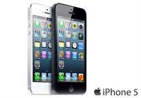 IPHONE 5 עם 16GB, פתוח לכל הרשתות, תמיכה בעברית, מצלמה 8MP ושנה אחריות!