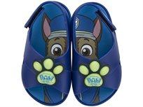 Zaxy ילדים // Patrulha Canina Paw Sandal Blue