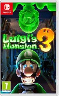 Luigi's Mansion 3 Nintendo Switch נינטנדו סוויץ' מכירה מוקדמת!