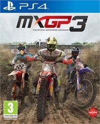 Mxgp3 - The Official Motocross Videogame Ps4 במלאי! אירופאי!