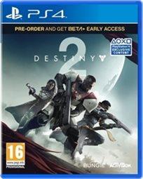 Destiny 2 Ps4 אירופאי!