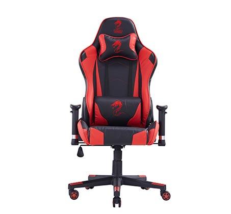 כיסא גיימינג דגם סיזר אדום