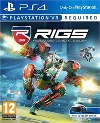 Rigs: Mechanized Combat League Ps4 אירופאי!