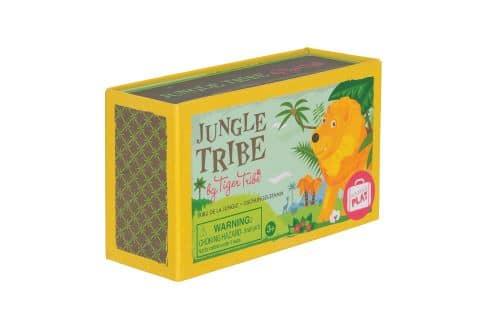 סיפור בקופסא - שבט הג'ונגל