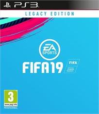 Fifa 19 Legacy Edition Ps3 במלאי