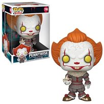 """Funko Pop - Pennywise 10"""" (It Chapter Two) 786 בובת פופ איט"""