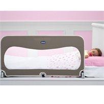 """מגן מיטה מתקפל עם רשת וכיס פנימי בגודל 95 ס""""מ"""