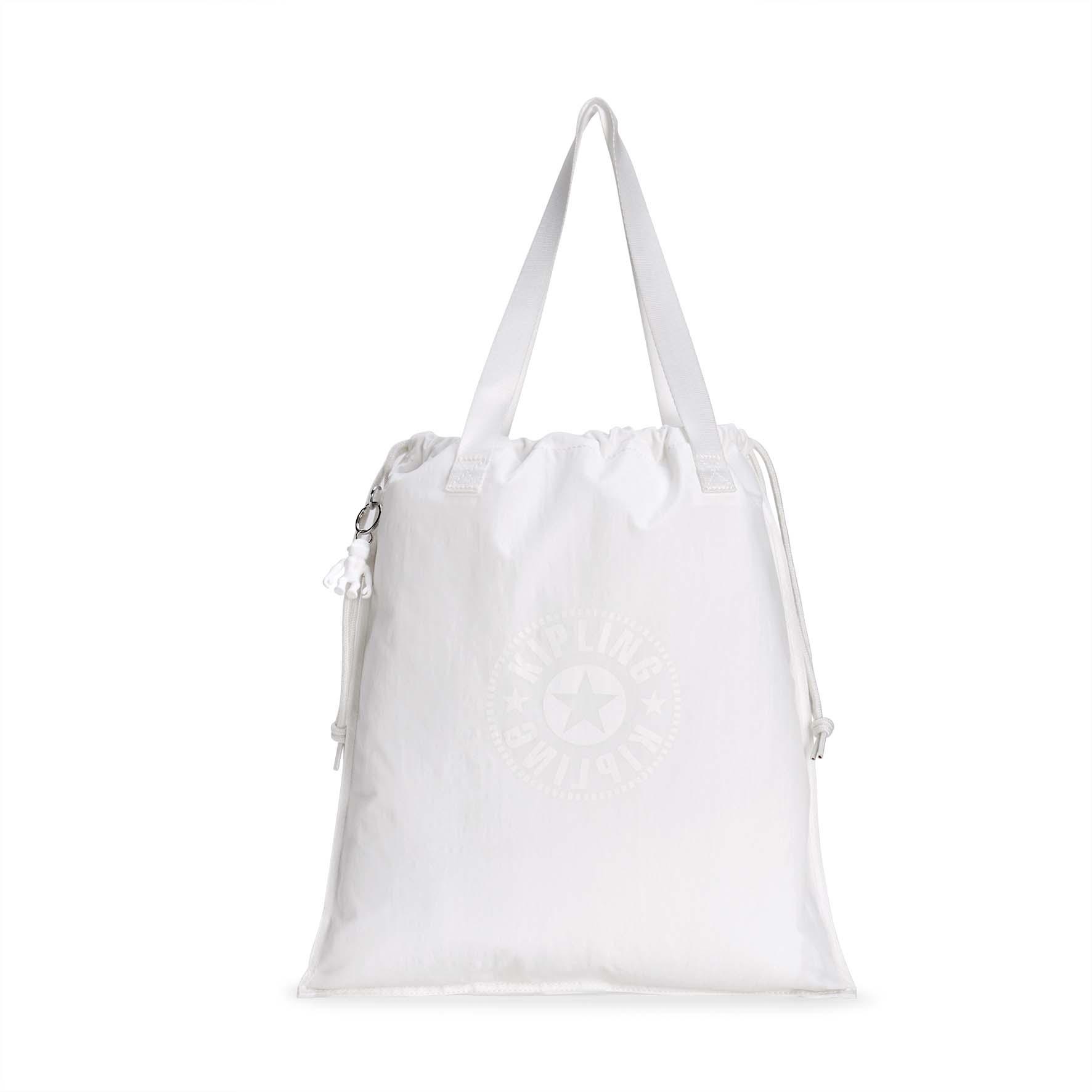 תיק שק New Hiphurray - Lively White לבן תוסס