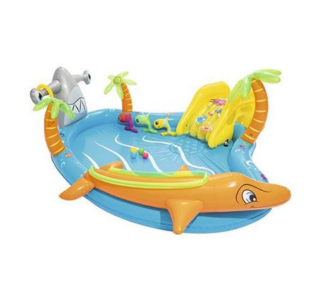 מרכז פעילות ימי דולפין כריש + מגלשה