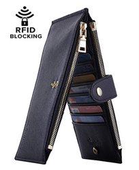 Lambo Wallet Multi Card Case Black