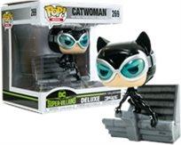"Funko Pop - Catwoman Deluxe 6"" (Dc) 269  בובת פופ"