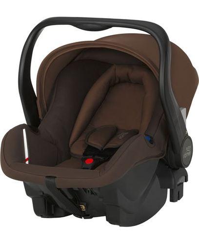 סלקל לתינוק Primo כולל בסיס איזופיקס - חום