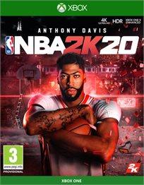 Nba 2K20 Xbox One אירופאי!