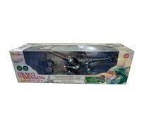 דרקון שלט ענק עם מגוון חיישנים ורובוטיקה מתקדמת Spark toys