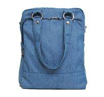תיק עגלה דיילי Heidi בצבע ג'ינס