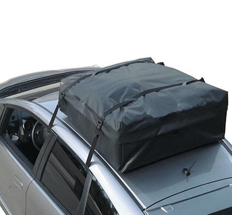 תיק קמפינג עליון לגג הרכב 570 ליטר כולל רצועות מתיחה