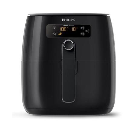 סיר טיגון ללא שמן Philips בנפח 0.8 ליטר דגם HD9641