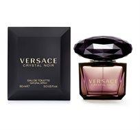 """בושם לנשים Versace Crystal Noir א.ד.ט 90 מ""""ל"""
