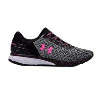 נעלי ריצה Under Armour Charged Escape 2 לנשים בצבע אפור/שחור/ורוד