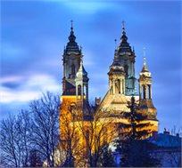 טיסה או טיסה ומלון מעובדה לפונזן - פולין ל-3 לילות החל מכ-$120* לאדם!
